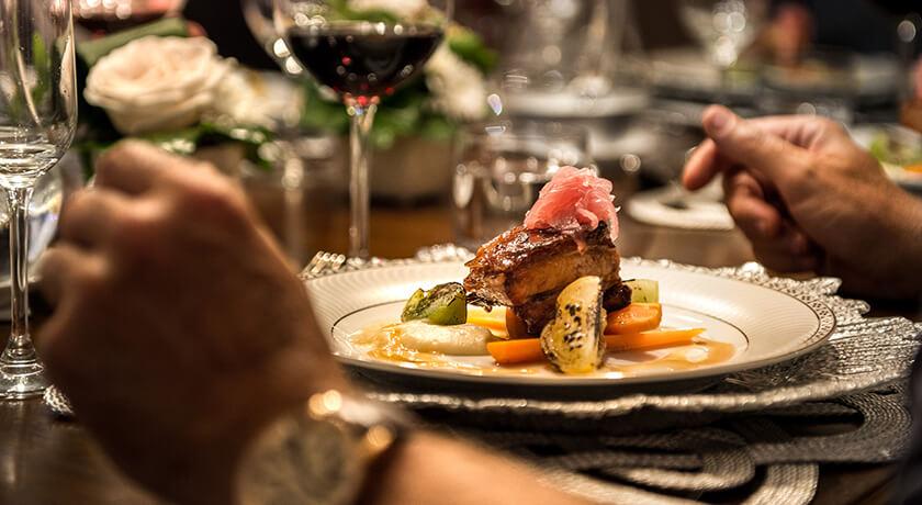 Michelin star restaurants of Dijon - Book a river cruise